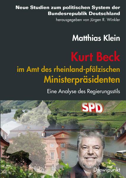 Kurt Beck im Amt des rheinland-pfälzischen Regierungspräsidenten in den Jahren 2001 bis 2006 - Coverbild