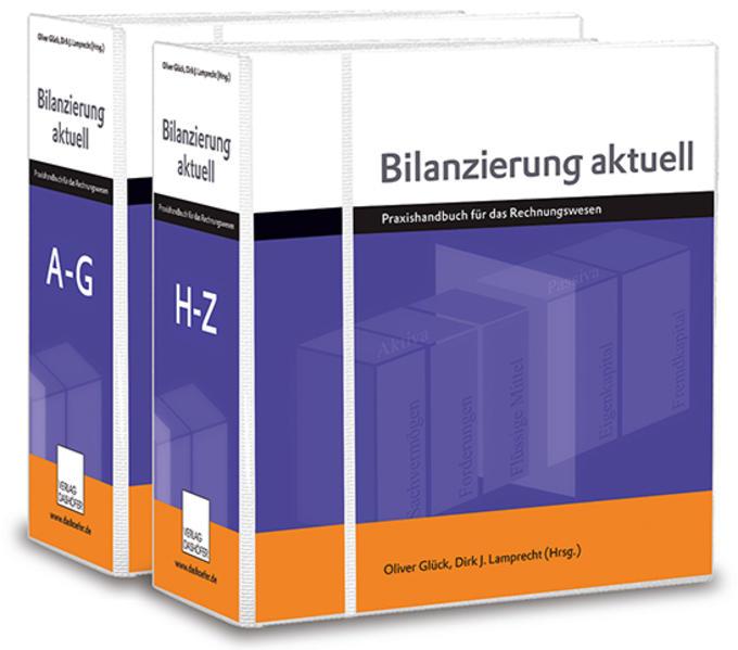 Bilanzierung Aktuell - Das BilMoG in der Praxis - Coverbild