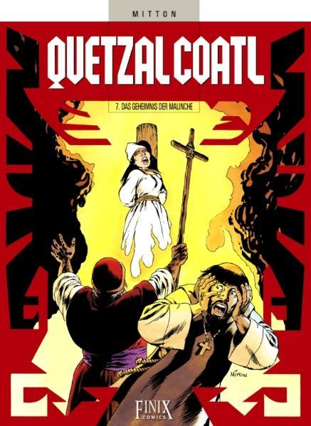 Quetzalcoatl - Coverbild