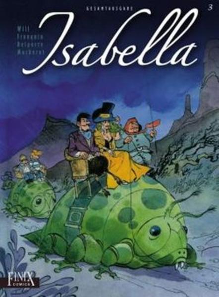 Isabella - Coverbild