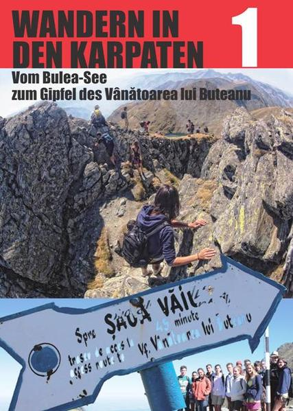Wandern in den Karpaten 1 - Coverbild