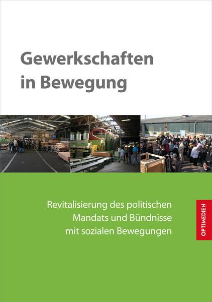 Gewerkschaften in Bewegung - Coverbild