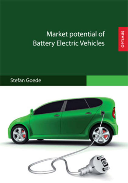 Market potential of Battery Electric Vehicles - Coverbild