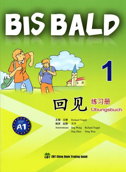 Bis Bald 1, Übungsbuch - Coverbild
