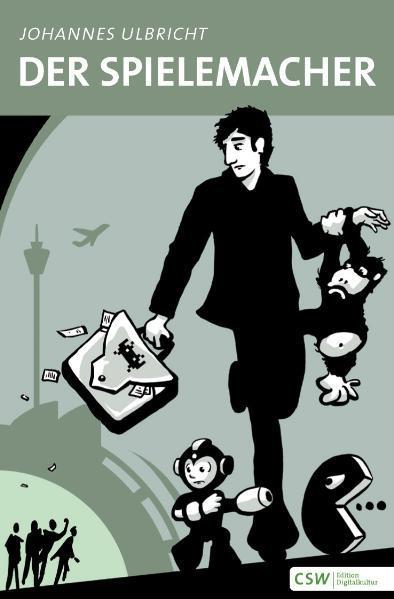 Der Spielemacher - Coverbild