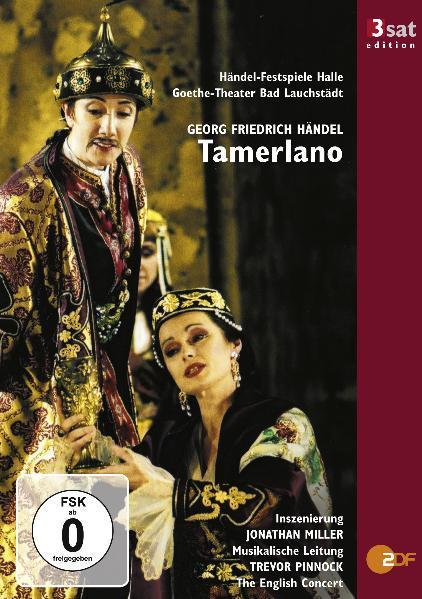3sat Edition: Tamerlano - Coverbild