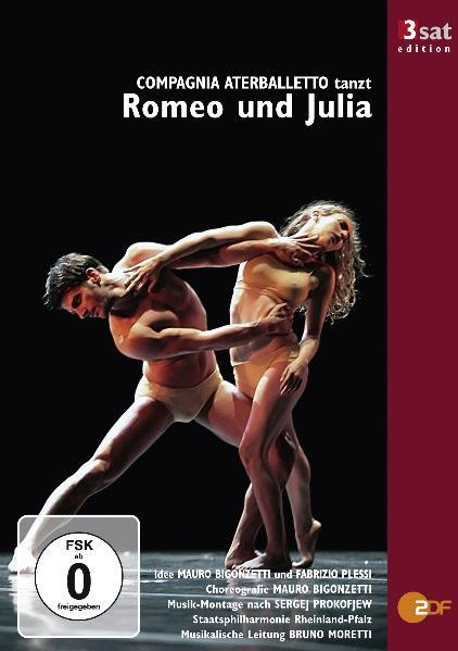 3sat Edition: Compagnia Aterballetto tanzt Romeo und Julia - Coverbild