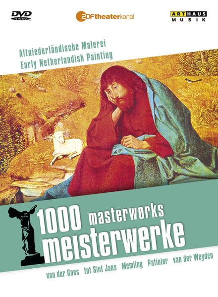 1000 Meisterwerke: Altniederländische Malerei - Coverbild