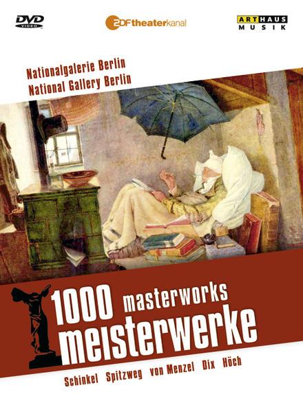 1000 Meisterwerke: Nationalgalerie Berlin - Coverbild