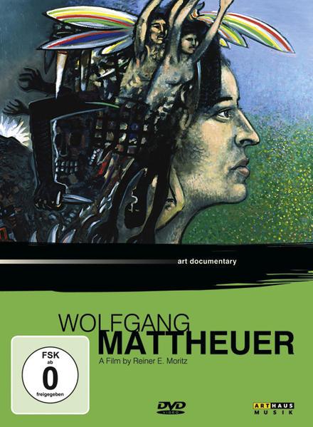 Wolfgang Mattheuer - Coverbild