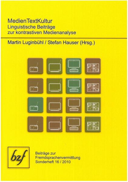 MedienTextKultur - Coverbild