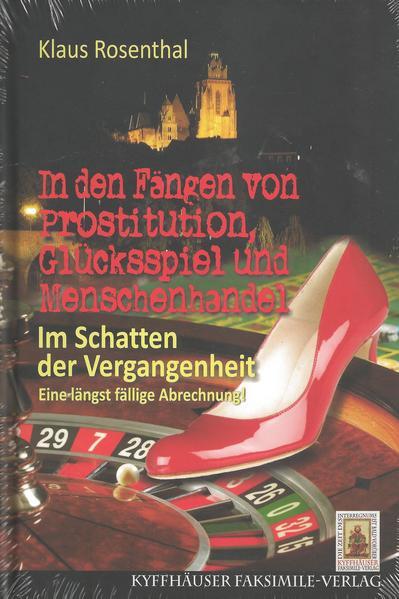 In den Fängen von Prostitution, Glücksspiel und Menschenhandel - Coverbild