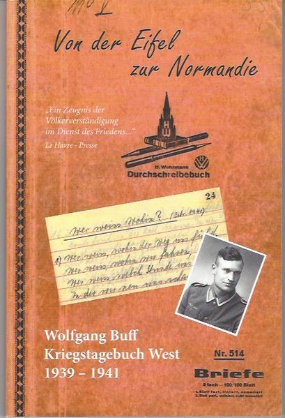 Von der Eifel zur Normandie - Coverbild