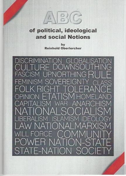 ABC of political, ideological and social Notions - Coverbild