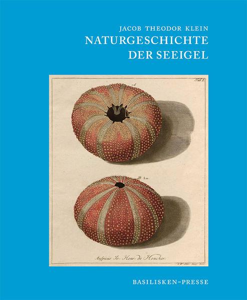 Naturgeschichte der Seeigel - Coverbild