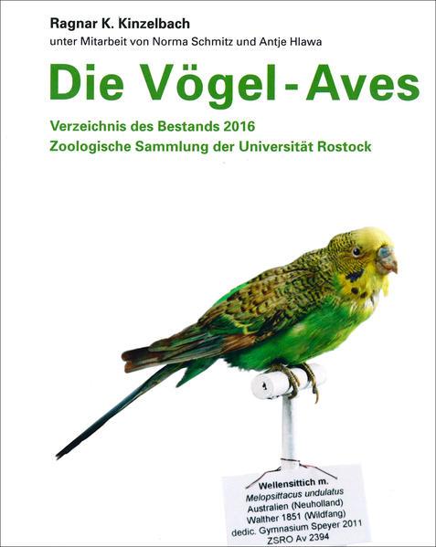 Die Vögel – Aves - Coverbild