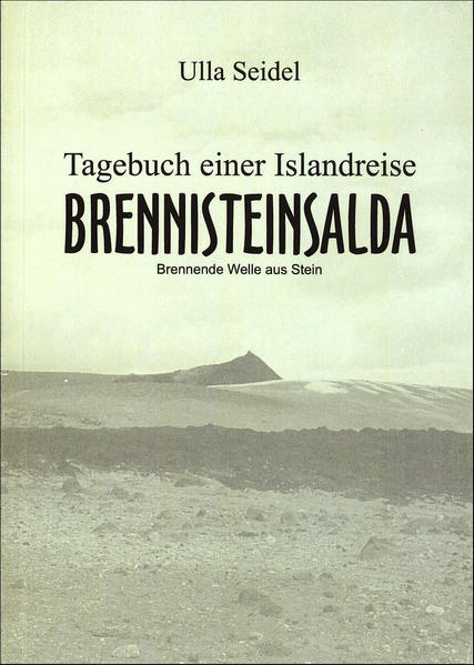 Brennisteinsalda - Coverbild