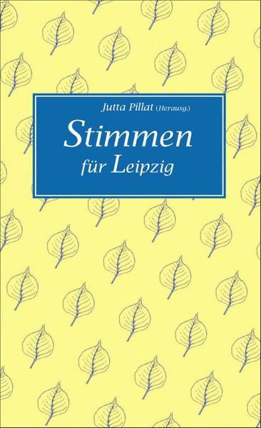 Stimmen für Leipzig - Coverbild