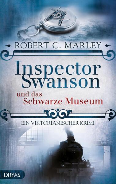Inspector Swanson und das Schwarze Museum - Coverbild