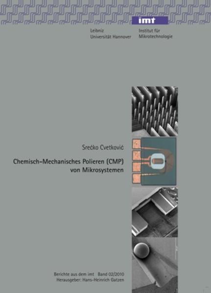 Chemisch-Mechanisches Polieren (CMP) von Mikrosystemen - Coverbild