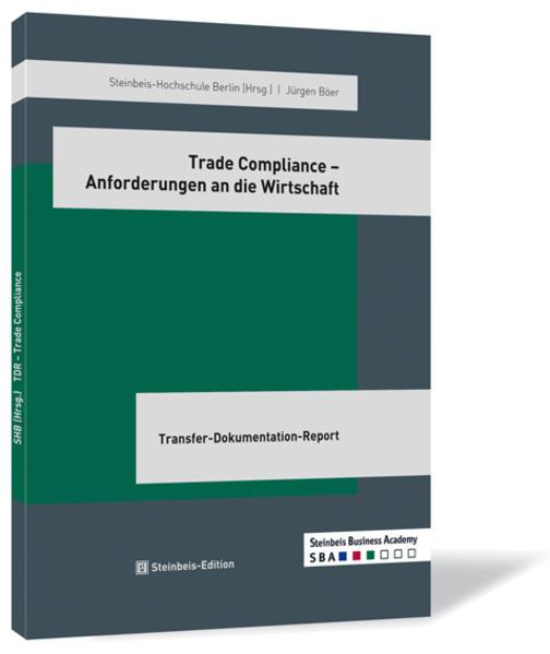Trade Compliance – Anforderungen an die Wirtschaft - Coverbild