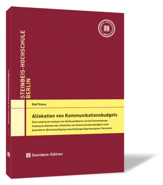 Allokation von Kommunikationsbudgets - Coverbild