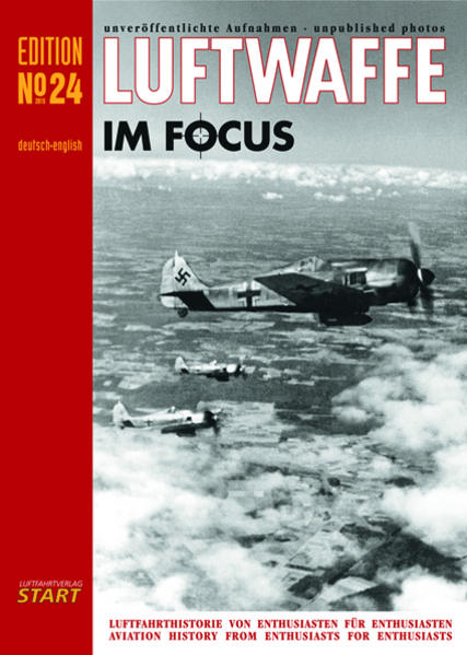 Luftwaffe im Focus Edition 24 - Coverbild