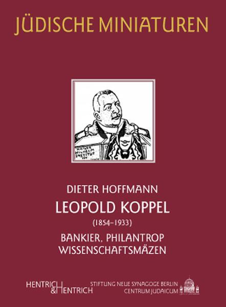 Leopold Koppel (1854‒1933) - Coverbild