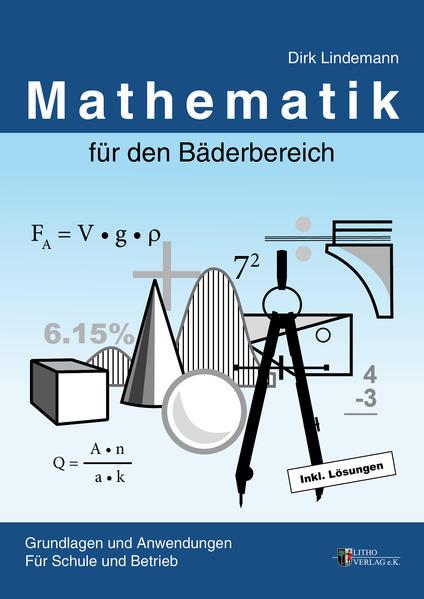 Mathematik für den Bäderbereich - Coverbild