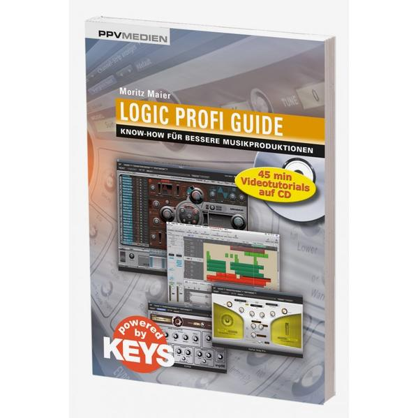 Logic Profi Guide - Coverbild