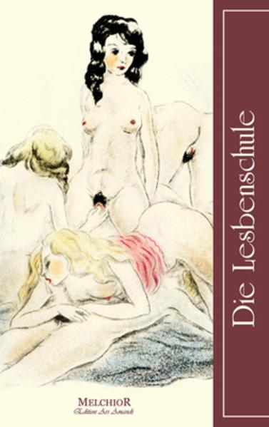 Die Lesbenschule - Coverbild