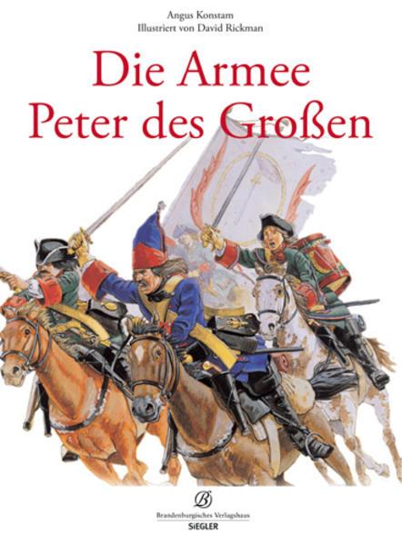 Die Armee Peters des Großen - Coverbild