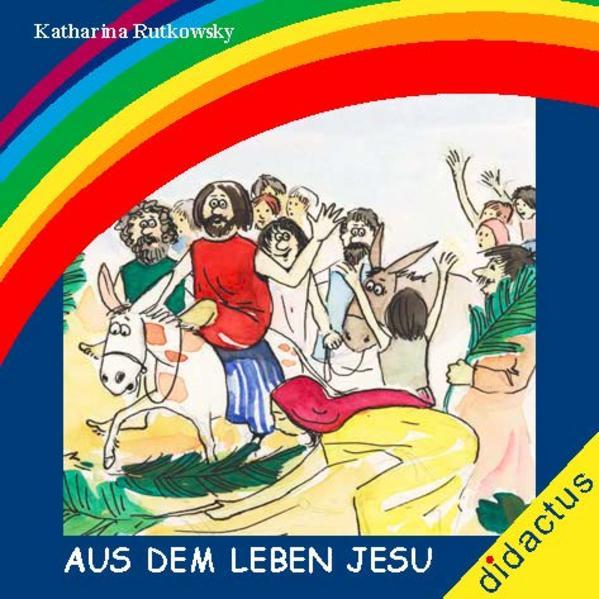 Jesu Lebensweg - Coverbild