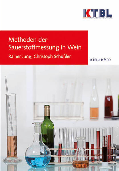 Methoden der Sauerstoffmessung in Wein - Coverbild