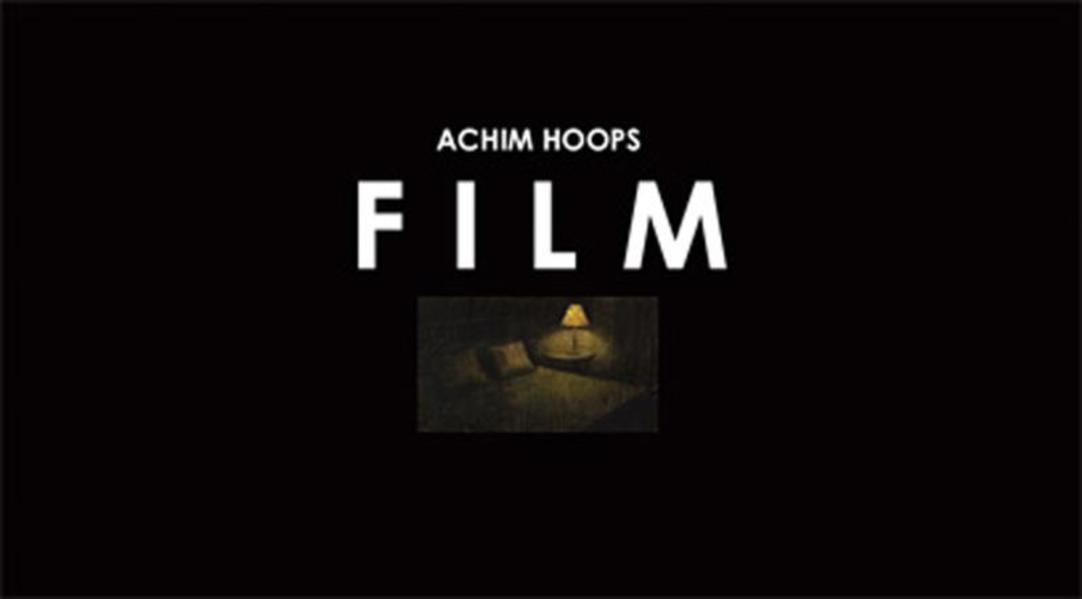 Achim Hoops: Film - Coverbild