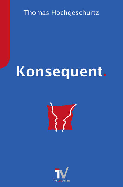 Konsequent. - Coverbild