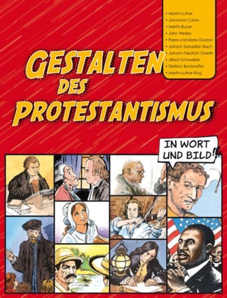 Gestalten des Protestantismus in Wort und Bild PDF Herunterladen