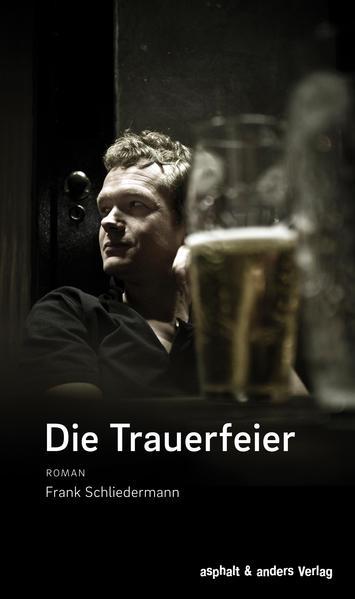 Die Trauerfeier - Coverbild