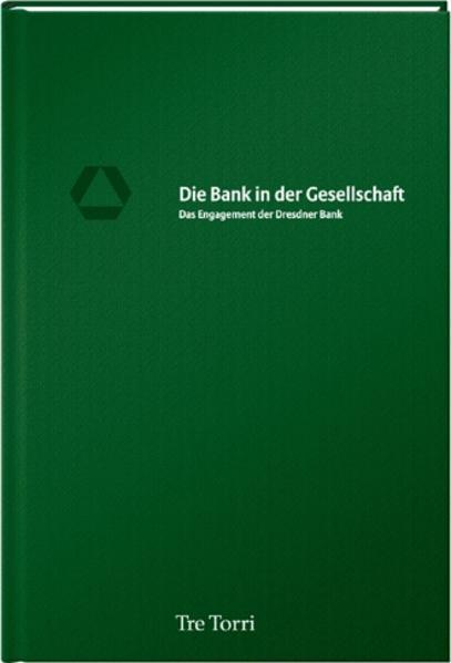 Die Bank in der Gesellschaft - Coverbild