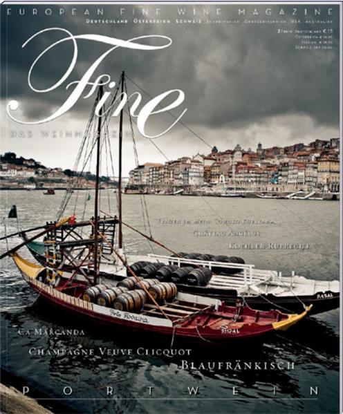 FINE Das Weinmagazin 02/2010 - Coverbild