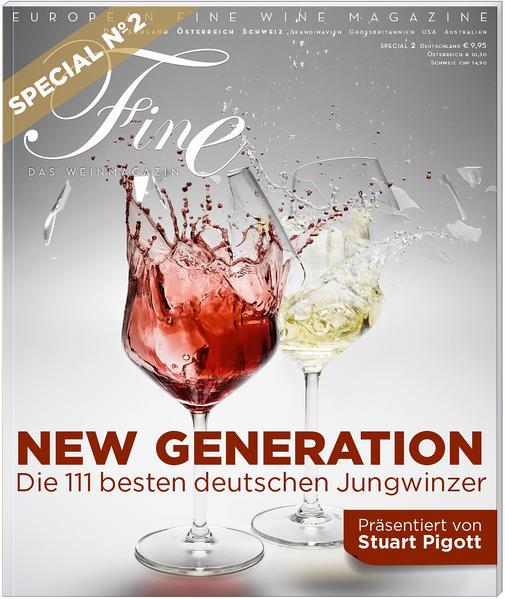 FINE New Generation - Coverbild