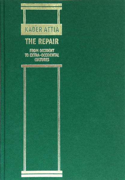 The Repair from Occident to Extra-Occidental Cultures - Coverbild