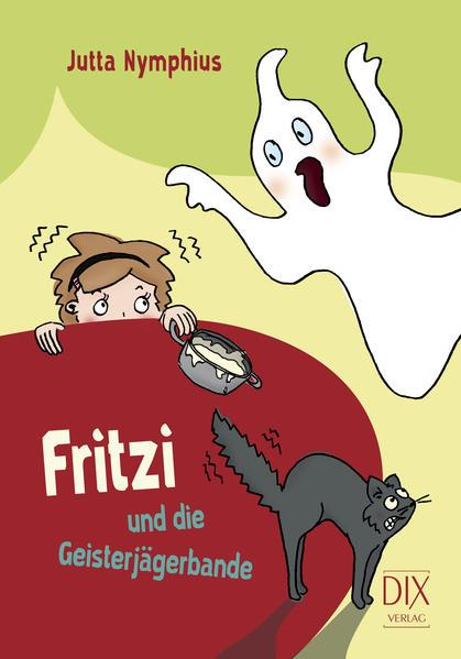 Fritzi und die Geisterjägerbande - Coverbild