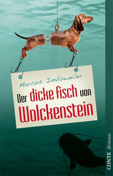 Der dicke Fisch von Wolckenstein - Coverbild
