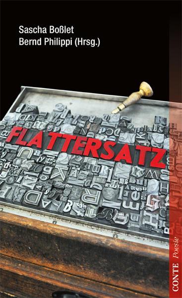 Flattersatz - Coverbild