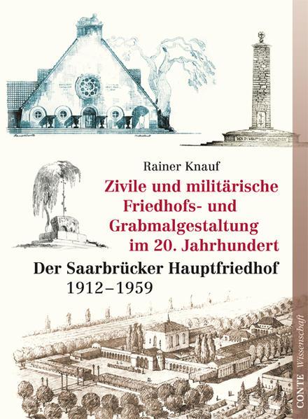 Zivile und militärische Friedhofs- und Grabmalgestaltung im 20. Jahrhundert - Coverbild
