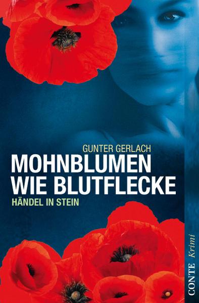Mohnblumen wie Blutflecke - Coverbild