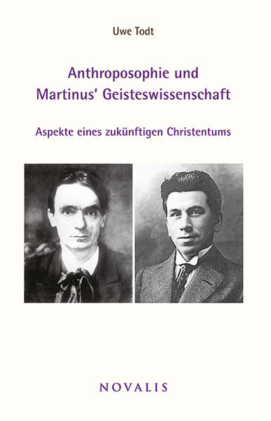 Anthroposophie und Martinus Geisteswissenschaft - Coverbild