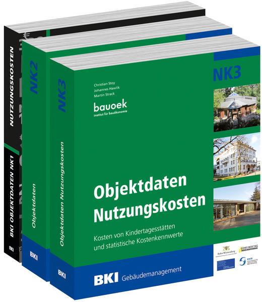 BKI Objektdaten Nutzungkosten NK1 + NK2 + NK3 PDF Kostenloser Download