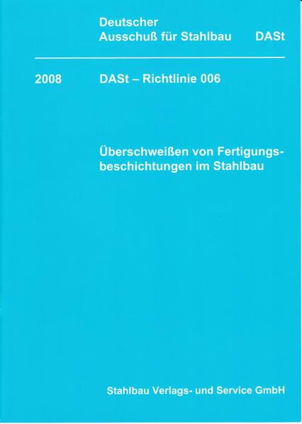 DASt-Richtlinie 006 - Coverbild